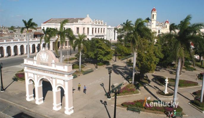 Dobrodružný výlet po Kubě