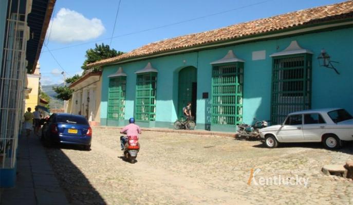 Kuba 2014, cestování po krajině