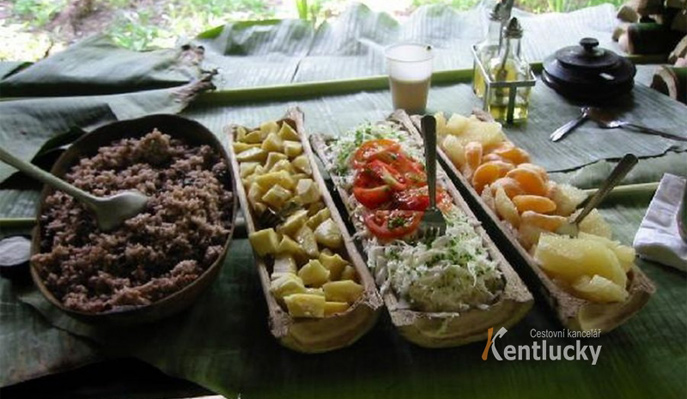 Pobyt na Kubě se stravou a pronájmem auta