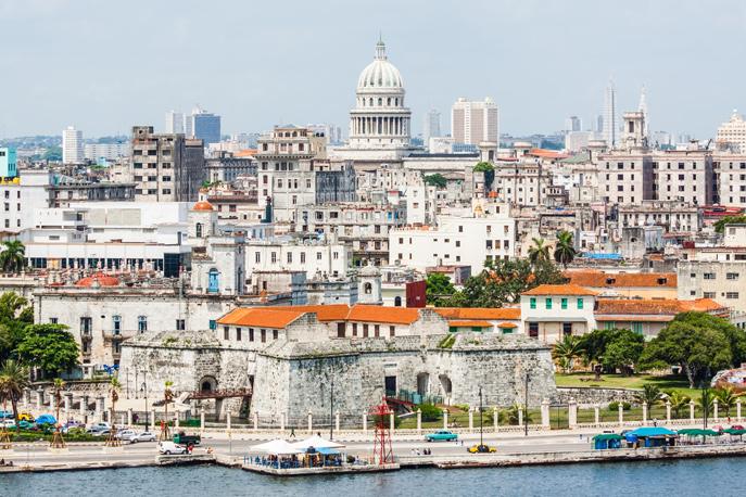 8denní výlet na exotickou Kubu