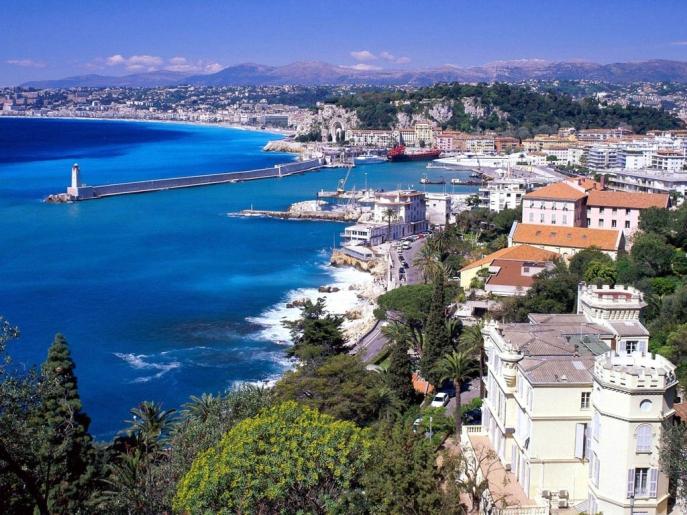 Autobusový zájezd do Nice