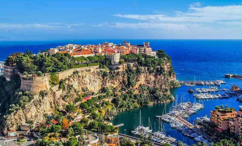 Autobusový zájezd do Monaka