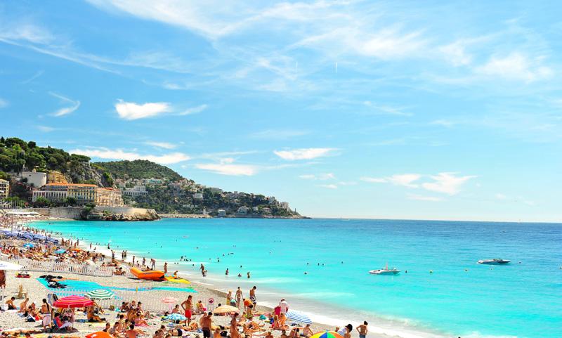 Poznávací zájezd na Azurové pobřeží
