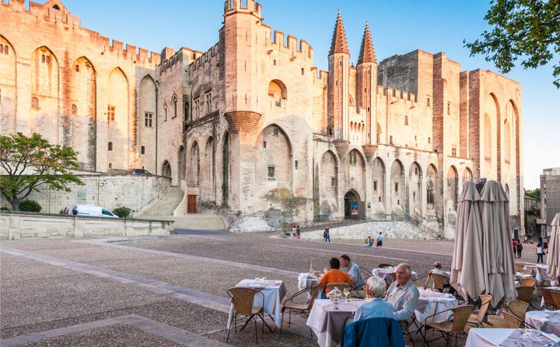 Poznávací zájezd Provence