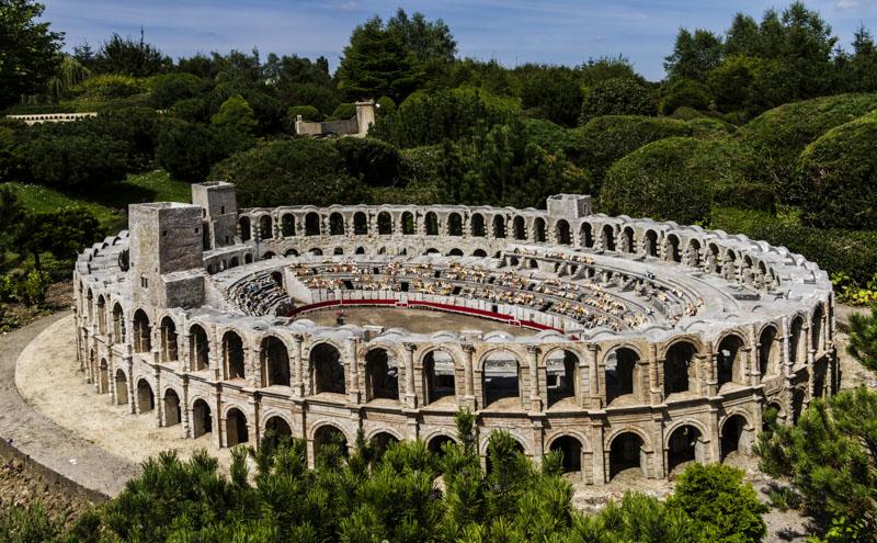 Autobusový zájezd Arles