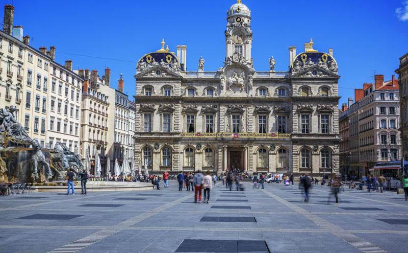Lyon zájezd