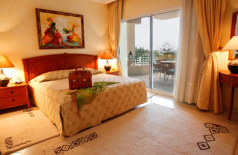 4* hotel Nahrawess Thalasso Hammamett