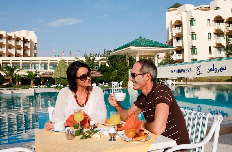 4* hotel Nahrawess Thalasso