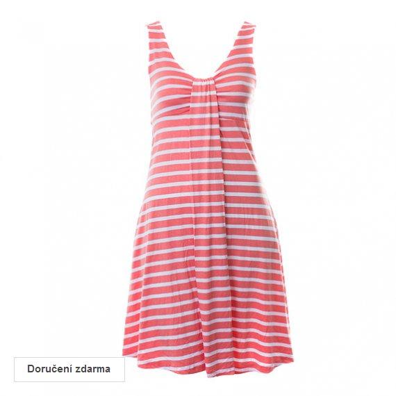 Dámské letní pruhované šaty za akční cenu 299 Kč c715d1eec2