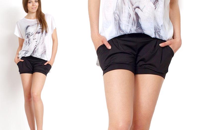 Sleva 44 % na oblečení pro ženy  elegantní šortky za 279 Kč  6fb780bfa0
