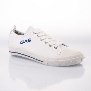 Dámská letní obuv GAS – výprodej značkové kolekce 2013. Tenisky Past Time –  bílé 71e9b5d18c