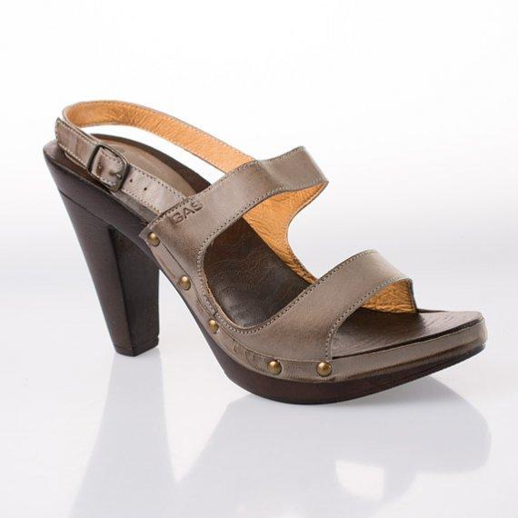 Dámská módní obuv z letní kolekce italské značky GAS 2013! Boty na podpatku  Ariel 007903a317