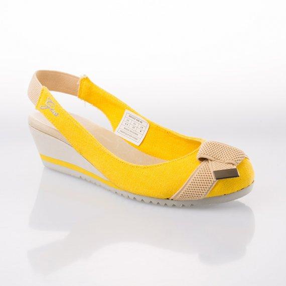 Dámská módní obuv z letní kolekce italské značky GAS 2013! Módní baleríny  Dahlia c8fe1b7d8f