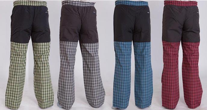 Pánské outdoorové kalhoty Neverest od 299 Kč · Pohodlné pánské kostkované  ... 80cfb98aa7
