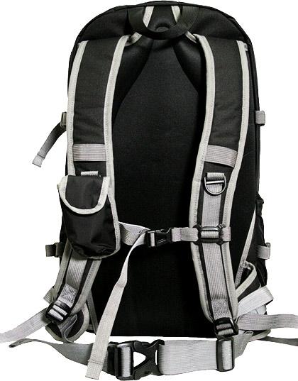 ▻S polstrovanými odlehčenými zády se batoh nosí velmi pohodlně 64a29a9bd4