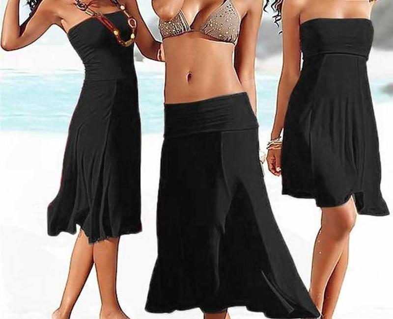 f26349f608b Levné dámské doplňky na pláž – letní šaty od 329 Kč