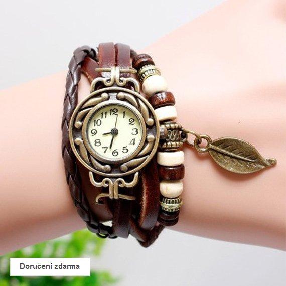 Dámské retro hodinky Vintage za 199 Kč ca46bdcaf4