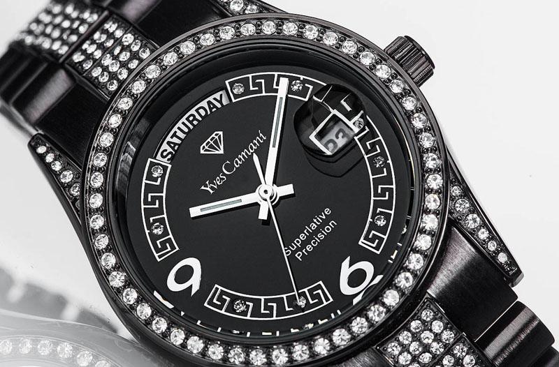 b0fefecf31b Luxusní dámské hodinky Yves Camani · Dámské hodinky Yves Camani se slevou  ...