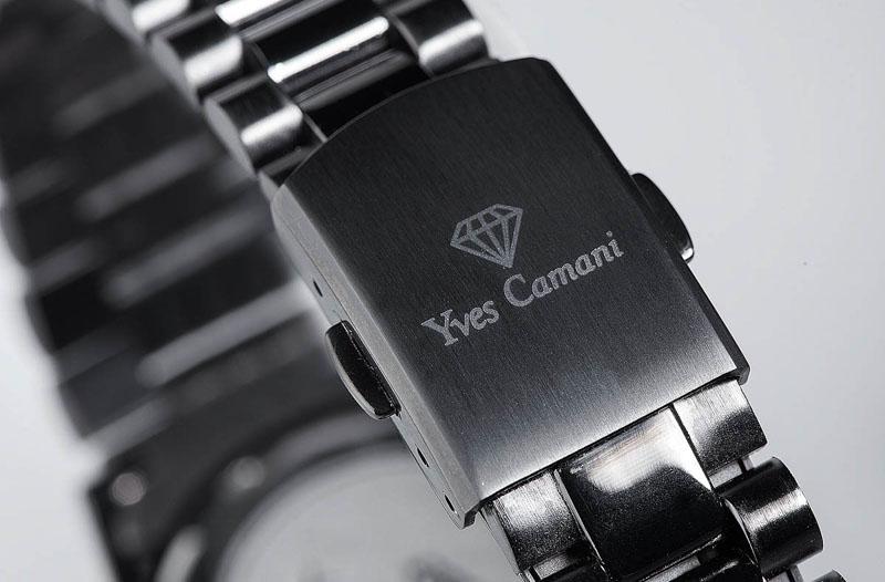 54cce49a583 ... Dámské hodinky Yves Camani Tiberius Black · Značkové hodinky se slevou  ...