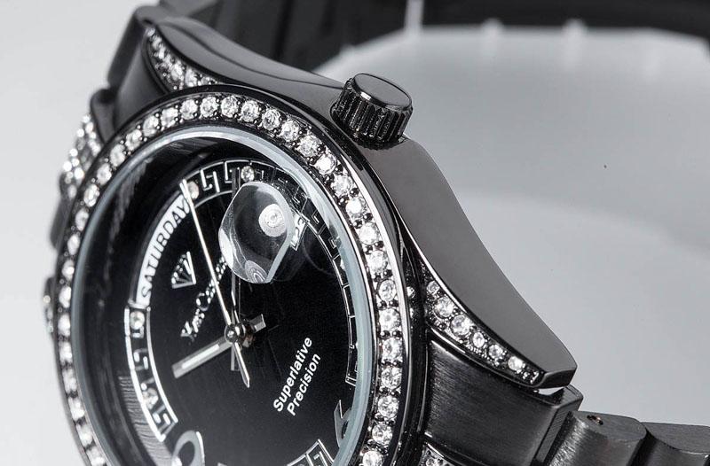 8c3487ced42 Sleva  luxusní dámské hodinky Yves Camani od 1 590 Kč