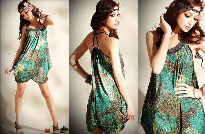 22 % dámská móda na léto – šaty tunikového střihu za 389 Kč  e41d4e3ef7