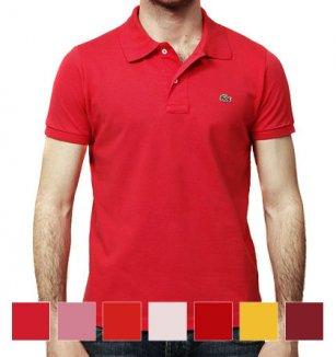 Polo trika v červených odstínech 7712758931
