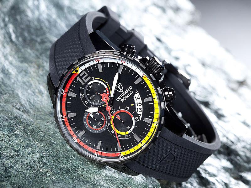 34a279914 64 % značkové hodinky pro muže, model Detomaso Romeo za 2 490 Kč ...
