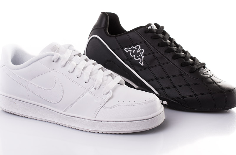 Dámská sportovní obuv Nike nebo pánská Kappa se slevou až 57 ... d8da542f633
