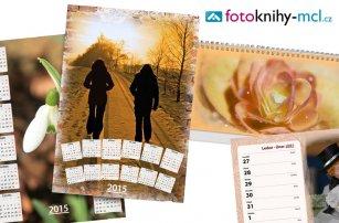 Kalendář z vlastních fotografií
