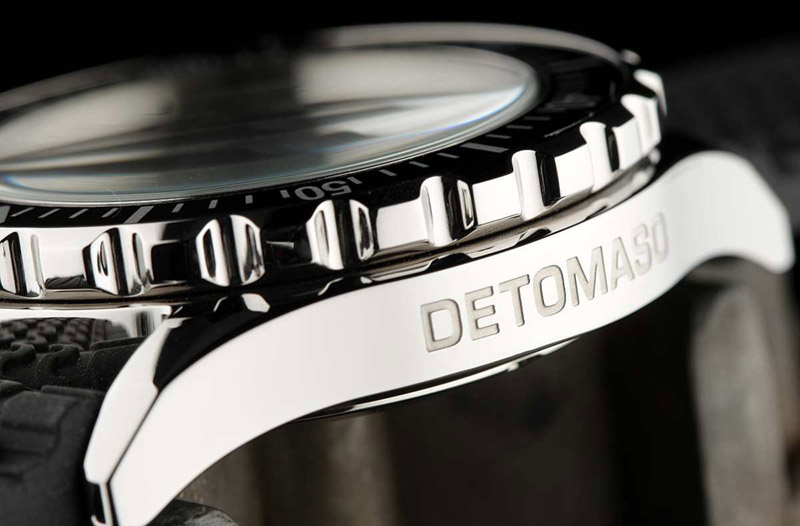 c1b3cbbd4 Levné značkové hodinky pro muže · Sleva na pánské hodinky Detomaso ·  Vodotěsné hodinky Detomaso pro muže za akční cenu ...