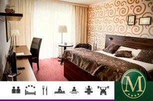 Wellness pobyt v luxusním hotelu
