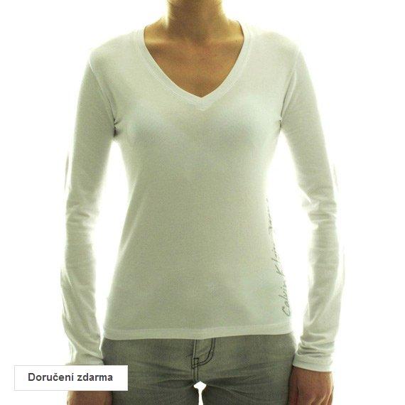 Akce  sleva na značkové oblečení – trička Calvin Klein za 399 Kč ... dfa531dac6