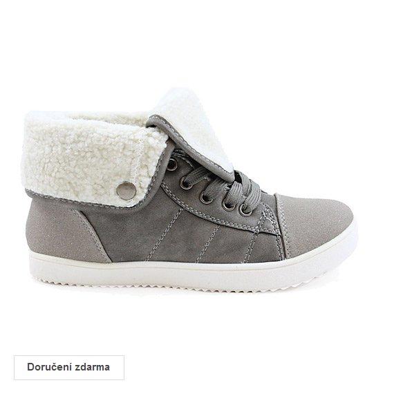 Akce  sleva 50 % na dámskou obuv – kotníčkové boty od 339 Kč ... 19335f4e7ee
