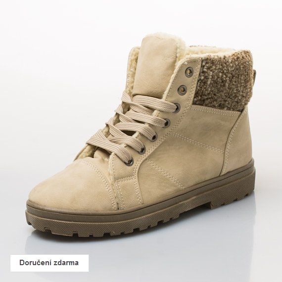 Sleva 50 % na dámskou obuv na zimu se zateplením 465000efa0d