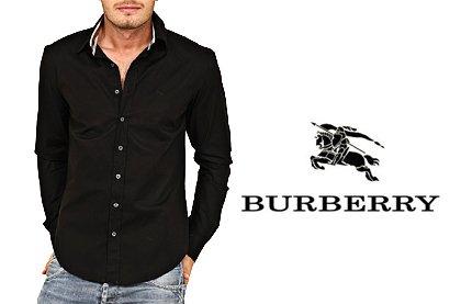 0b9ea3d4adc Pánská košile proslulé značky Burberry