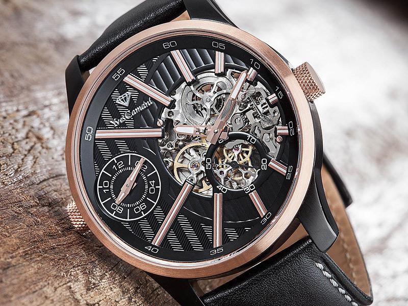 Sleva 73 % na značkové hodinky pro muže zn. Yves Camani  47c4c12289