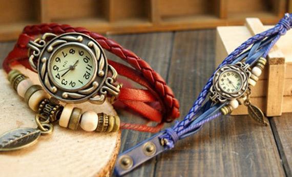 Sleva 55 % na hodinky pro ženy – 7 barev na výběr 23ca6a0df8