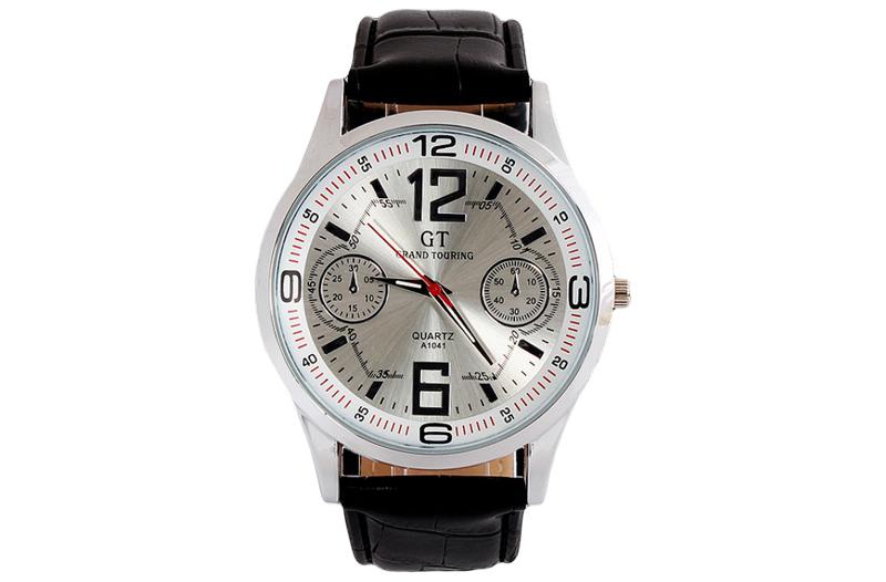4ebaceb69 Pánské hodinky GT Grand Touring. Sleva: levné pánské hodinky GT a poštovné  zdarma ...