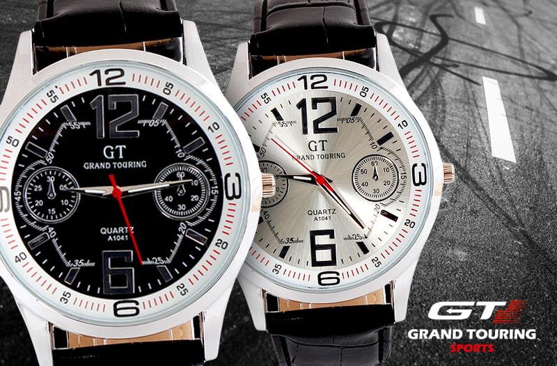8729b8a7d Sleva na hodinky pro muže Grand Touring Sports, akční cena 490 Kč ...