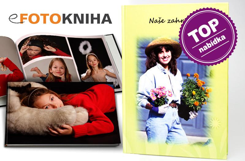 Fotokniha a4 akce