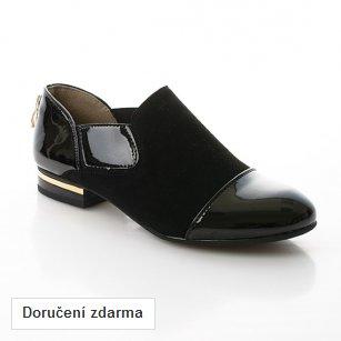 093f6ccfbdb Dámská jarní lesklá obuv Rio