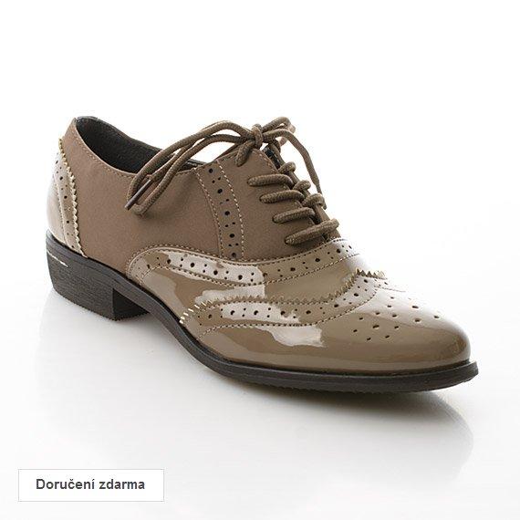 Dámská jarní lesklá obuv Rio od 479 Kč b6413266ff
