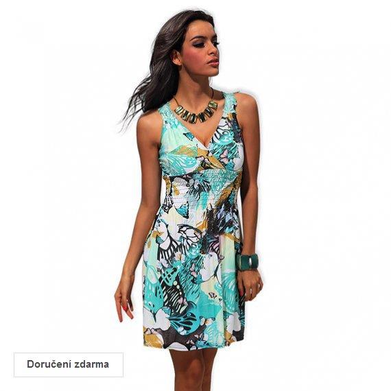 Krátké dámské šaty – model 1 d77344c2ff