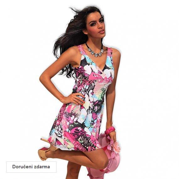Krátké dámské šaty – model 2 adcc0d5d7d