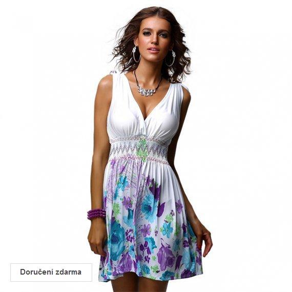 Krátké dámské šaty – model 4 1dccd66a4e