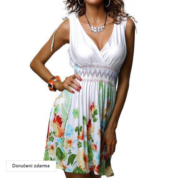Krátké dámské šaty – model 10 2599ada797