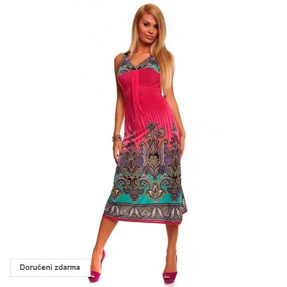 Akce  výprodej letních šatů 0ce26bf4fd