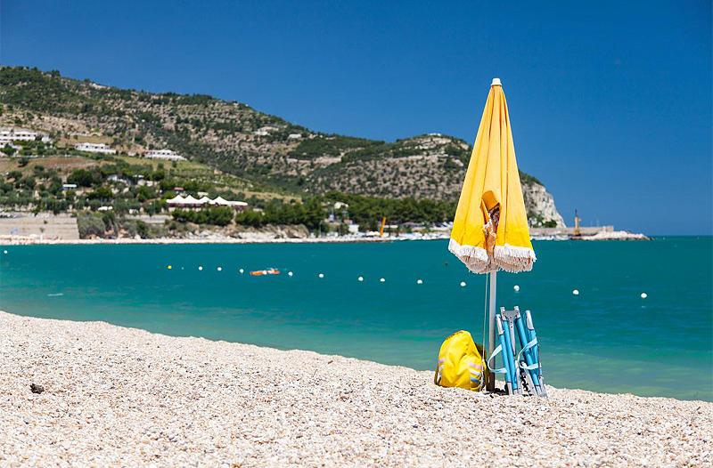 Itálie, Gargano, sleva na zájezdy k moři