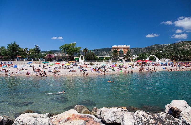 Itálie, Gargano: levné zájezdy k moři