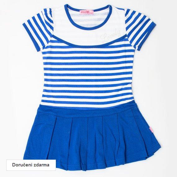 Sleva  levné oblečení pro děti – dívčí letní šaty 9ca0ffde7b